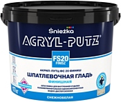 Sniezka ACRYL-PUTZ FS20 FINISZ (РБ, 1.5 кг)