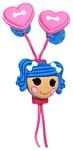 Jazwares Lalaloopsy Hearts with Blue Character