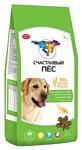 Счастливый пёс (3 кг) Сухой корм для взрослых собак с чувствительным пищеварением