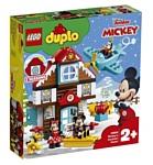 LEGO Duplo 10889 Летний домик Микки