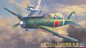 Hasegawa Истребитель Nakajima Ki84-I Type 4 Fighter Hayate