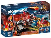 Playmobil Novelmore 70226 Тренировка драконов