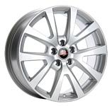 LegeArtis GM509 6.5x16/5x105 D56.6 ET39 Silver