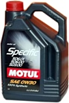 Motul Specific VW 506.01-503.00-506.00 0W30 5л