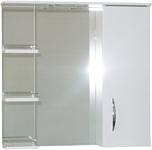 СанитаМебель Камелия-12.75 Д2 шкаф с зеркалом правый