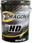 S-OIL DRAGON Gear HD 80W-90 20л