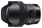 Sigma AF 14mm f/1.8 DG HSM Art Sony E