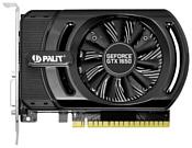 Palit GeForce GTX 1650 1485MHz PCI-E 3.0 4096MB 8000MHz 128 bit DVI HDMI HDCP StormX