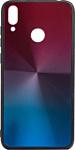 EXPERTS SHINY TPU CASE для Huawei Y7 (2019) (сине-розовый)