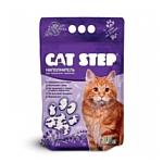 Cat Step Силикагелевый с ароматом лаванды  3.8л