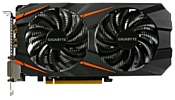 GIGABYTE GeForce GTX 1060 1582Mhz PCI-E 3.0 6144Mb 8008Mhz 192 bit 2xDVI HDMI HDCP Windforce OC MI