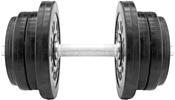 Sportcom Разборная с обрезиненными дисками 24 кг (2x1.25, 4x2.5, 2x5)