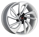 LegeArtis OPL513 7x18/5x105 D56.6 ET38 Silver