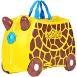 Trunki Жираф Джери (желтый/коричневый)