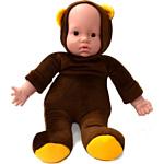 Hyq Пупс в пижаме 2093-1 (коричневый)