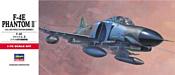 Hasegawa Истребитель F-4E Phantom II