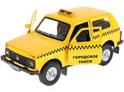 Технопарк Lada 4x4 Такси