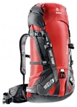 Deuter Guide 45+10 red/black (cranberry/anthracite)