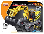 QiHui Mechanical Master 6801 Экскаватор