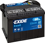Exide Excell EB608 (60Ah)