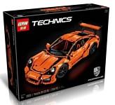 Lepin Technic 20001 Porsche 911 GT3 RS аналог LEGO 42056