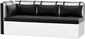 Mebelico Метро 58909 (черный/белый)