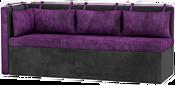 Mebelico Метро 58914 (фиолетовый/черный)