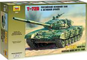 Звезда Российский основной танк с активной броней Т-72Б