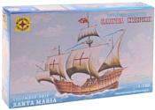 "Моделист Корабль Колумба ""Санта Мария"" 115002"