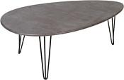 Калифорния мебель Шеффилд (серый бетон)