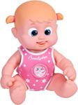 Bouncin Babies Баниэль с дельфином 801011g (розовы купальник)