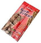 Sanal Soft Sticks для кошек, со вкусом лосося и форели
