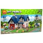 Lele My World 33037 Загородный дом 3 в 1
