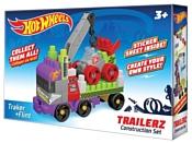 Bauer Hot Wheels 721 Trailerz Traker + Flint