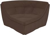 Лига диванов Холидей 101943 (коричневый)