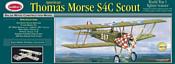 Guillow's Самолет-разведчик Thomas Morse Scout