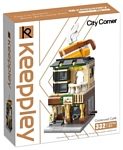 Keeppley City Corner C0102 Кафе