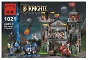Enlighten Brick Рыцари 1021 Замок Орла