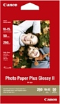 Canon Photo Paper Plus Glossy PP-201 10x15 260 гм2 50 л (2311B003)