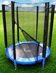 FUNFIT Батут 150 см с защитной сеткой