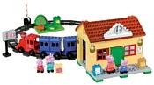 BIG PlayBIG BLOXX 800057079 Железнодорожная станция