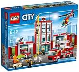 LEGO City 60110 Пожарное депо