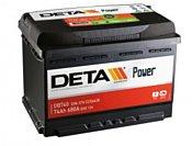 DETA Power DB542 L (54Ah)