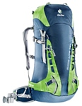 Deuter Guide Lite 32+8 blue/green (midnight/kiwi)