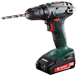 Metabo BS 18 2.0Ah x2 Case
