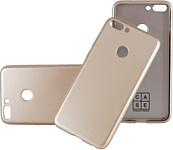 Case Deep Matte v.2 для Huawei P Smart (золотистый)