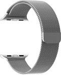 Lyambda Capella для Apple Watch 42-44 мм (серебристый)