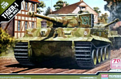 Academy Tiger I MID Version. Annivers. 70 Normandy in. 1944 1/35 13287