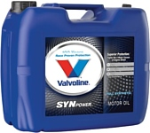 Valvoline SynPower FE 0W-30 20л