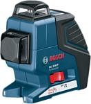 Bosch GLL 2-80 P (с держателем BM 1 и приемником LR 2) (0601063209)
